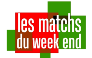 Au programme ce week-end du 22 au 25 Mars